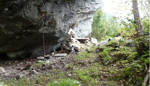 Turtips: Stenbua ved Stenboeng