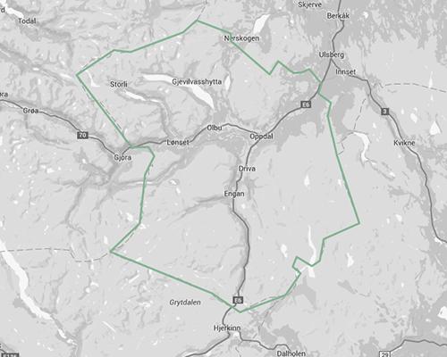 oppdal kommune kart Ber om innspill til septikk oppfølging – Storli Hytteeier forening oppdal kommune kart